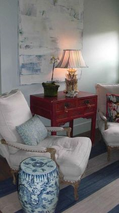 Chinoiserie Chic: Megan Yager