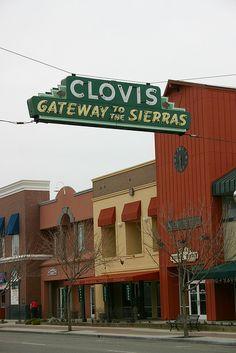 Old Town - Clovis, California