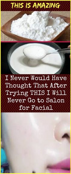 Why spending money on expensive facial treatments when you can get the same effect with this homemade method?