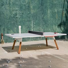 You and Me Table White by RS Barcelona   eu.Fab.com