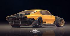 Chevrolet Van, Custom Metal Fabrication, Ducati Diavel, Engine Swap, Sports Models, Futuristic Cars, Twin Turbo, Motorcycle Gear, Concept Cars