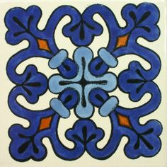 Especial (Ceramic) Mexican Tile - Romano