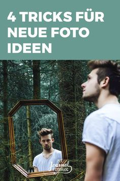 Fotoideen Portrait Fotoshooting: So kommst du auf neue Bildmotive