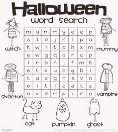 Blog Hoppin': Planning a Classroom Halloween Party