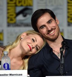 """19 Reasons The """"Once Upon A Time"""" Cast Had The Best Time At Comic-Con"""