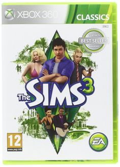 New the sims 3 #microsoft xbox 360 - #classics - new & #sealed pal - free uk p&p ,  View more on the LINK: http://www.zeppy.io/product/gb/2/182298106190/