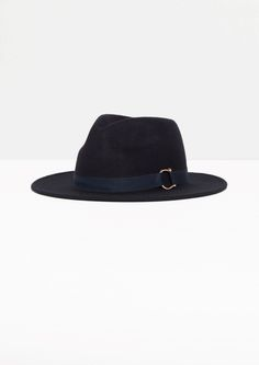 & Other Stories | Buckle Detail Wool Hat
