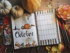 Are you looking for October bullet journal cover inspiration? Look no further! we have amazing examples of layouts and spreads for October BuJo! Bullet Journal Workout, Bullet Journal Quotes, Bullet Journal Printables, Bullet Journal Layout, Bullet Journal Inspiration, Journal Ideas, Bullet Journals, Bullet Journal Halloween, Bullet Journal October