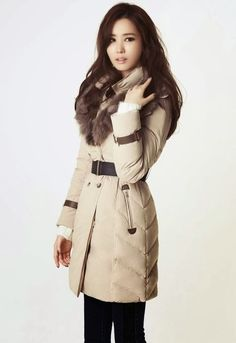 ropa coreana invierno para mujer - Buscar con Google