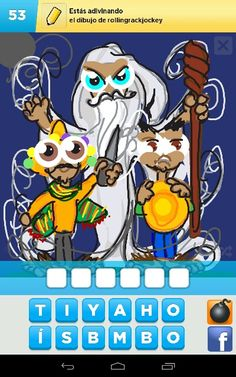 draw something | Hobbit | Yes, yes they are!