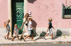 Courtney Adamo and family visiting the town in Peniche Portugal Family Goals, Family Love, Happy Family, Courtney Adamo, Ohana Means Family, The Fam, Family Adventure, Children And Family, Mom And Dad