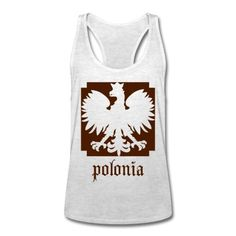 Polonia Sports Tank Top   POLONIA STORE #polska #polskashop #polskatanktop #poloniatanktop #polnischebekleidung #poloniastore #tanktop #sport #fitness #mypolonia