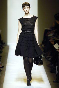Bottega Veneta Fall 2007 Ready-to-Wear Collection Slideshow on Style.com