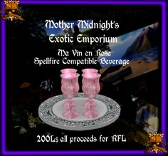 Veiled Emporium - http://maps.secondlife.com/secondlife/The%20DragonSpire/182/169/38