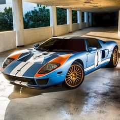 Ford GT by Galpin Auto Sport