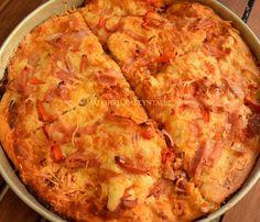 Πίτσα στα γρήγορα -οικονομική & πεντανόστιμη !!! ~ ΜΑΓΕΙΡΙΚΗ ΚΑΙ ΣΥΝΤΑΓΕΣ