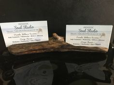 Items similar to Driftwood Business Card Holder and Display on Etsy Business Card Holders, Business Cards, Reiki Treatment, Ocean Art, Driftwood, Meditation, My Etsy Shop, Cards Against Humanity, Display