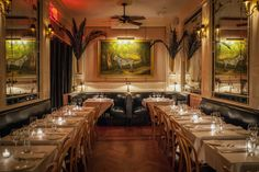 The Beatrice Inn | 285 W 12th St 10014 | Restaurants | Time Out New York