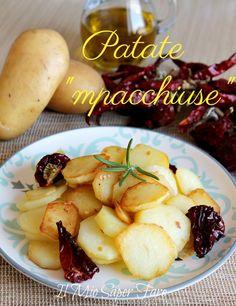 Patate mpacchiuse alla calabrese ricetta patate appiccicate