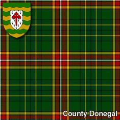 County Donegal Plaid