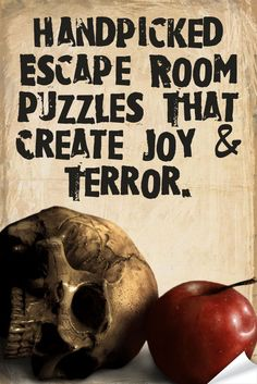 62 Handpicked DIY Escape Room Puzzle Ideas That Create Joy & Mystery Foraging for puzzle ideas to grow your own escape room game? Bag the best from this year's puzzle harvest below. Job done. Escape Room Diy, Escape Room For Kids, Escape Room Puzzles, Escape Room Themes, Escape Puzzle, Breakout Edu, Breakout Boxes, Breakout Game, Minute To Win It