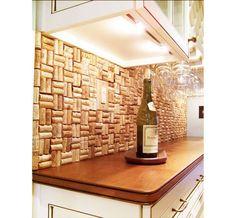 A cortiça é um material muito usado em produtos decorativos. Inspire-se em 12…
