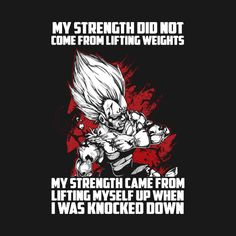 Check+out+this+awesome+'Strength+-+DBZ'+design+on+@TeePublic!
