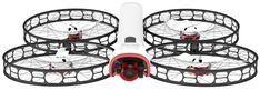 Snap, An Easy-to-Fly Drone With a 4K Resolution Gimbal Stabilized Camera & Smartphone Control