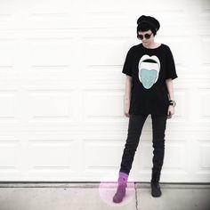 Church Tongue Black Graphic T Shirt Sold By Victoria Olson Design More Products From On Nvy The Home Of Independent