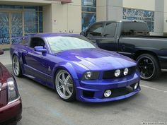 Shelby Mustang by West Coast Customs