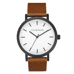 The Horse Watch - Tan/Black/White - PRE-ORDER