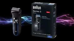 Braun Series 380S-4 Wet and Dry Electric Shaver. View video http://goo.gl/1fN902  The Braun series 380S-4 Wet and Dry Electric Shaver is the latest generation of Braun's Series 3 foil shaver. The Braun series 380S-4 Wet and Dry Electric Shaver is specifically designed for guys who don't want to compromise. Thanks to its improved technology, the Braun series 380S-4 Wet and Dry Electric Shaver not only delivers even better shaving performance on 3-day beards, but is also incredibly smooth on…