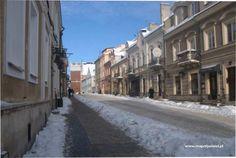 Sandomierz zimą - Sandomierz