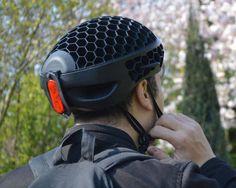 Velo Design, Bicycle Helmet, Riding Helmets, Plastic, Hats, Style, Urban Bike, Helmets, Bicycle Kick