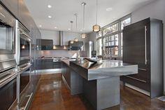 Contemporary Kitchen Design services by Casastilo.com