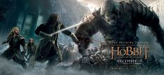 The Hobbit:Battle of the Five Armies New Poster