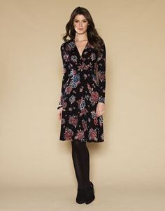 Rosalie Wrap Dress