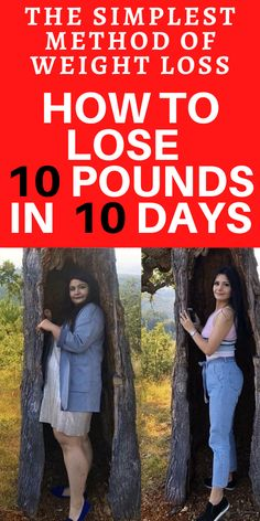 How to lose 10 pounds in 10 days Best Weight Loss Plan, Weight Loss Challenge, Losing Weight Tips, Weight Loss For Women, Fast Weight Loss, Weight Loss Transformation, Ways To Lose Weight, Healthy Weight Loss, Weight Loss Journey