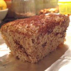 Vanilla & Cinnamon Protein Cake - A Guest Post by Sanna - Protein Pow