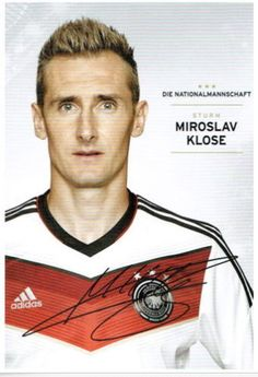 Klose, Miroslav WM 2014 - Fifa 2014 World Cup, Champion, Fifa 17, World Cup Winners, Munich, Persona, Tank Man, Germany, Soccer