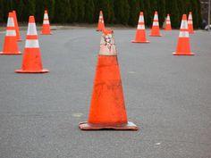 Cones trust walk