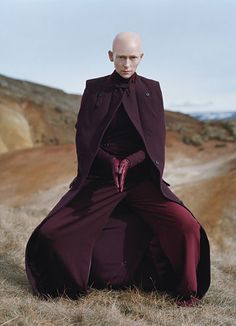 the illustrious, tilda swinton.