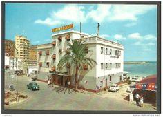 javea - Port - Hotel Miramar 1967