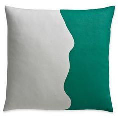 PANTONE Universe™ Emerald Rubber Dip Square Pillow - jcpenney
