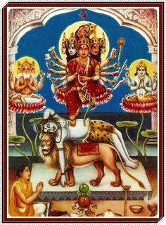 Maha Kamakhya Devi