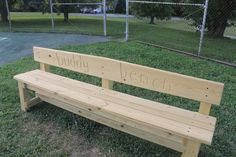 The buddy bench is a simple idea to eliminate loneliness and foster friendship on the playground. Description from buddybench.org. I searched…