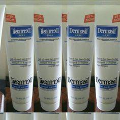 Dermasil Cream 12 tubes Facial Vitamin Oz 2 Day Moisturizer Hypo Allergenic 1 #Dermasil
