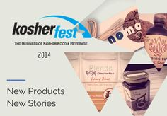 New Kosher Product with New Stories