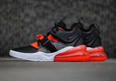 new concept 24f17 b3719 Nike Air Force 270 Air Force Ones, Nike Air Force, Nike Air Max,