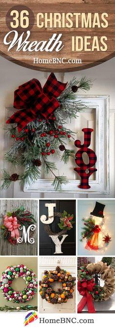 Christmas Wreath Ideas Holiday Christmas Project Idea Project Complexity: Medium MaritimeVintage.com